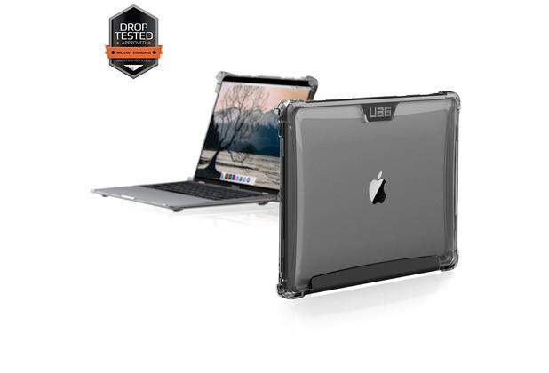 Urban Armor Gear UAG Urban Armor Gear Plyo Case, Apple MacBook Air 13 (2018), ice (transparent), 131432114343