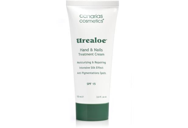 Canarias Cosmetics UREALOE Handcreme 100 ml