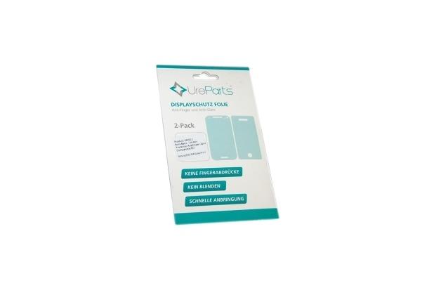 UreParts Antifinger Displayschutzfolie - Samsung i9190 Galaxy S4 mini
