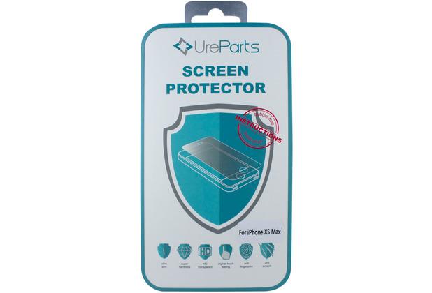UreParts Apple iPhone 11 Pro Max / XS Max, Displayschutzfolie Tempered Glass