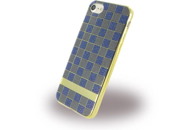 UreParts Square Case - Handyhülle - Apple iPhone 7 / 8 - Braun