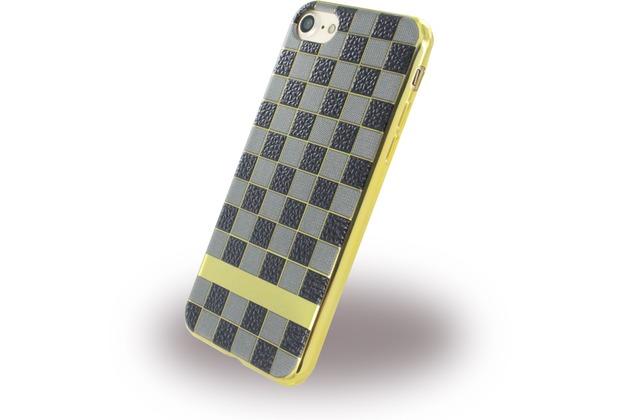 UreParts Square Case - Handyhülle - Apple iPhone 7 / 8 - Schwarz