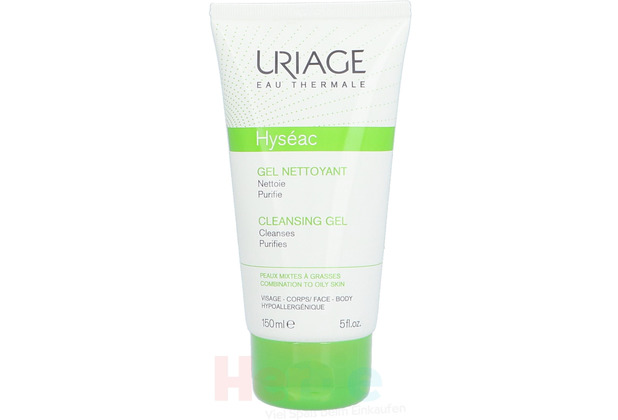 Uriage Hyseac Gel Nettoyante 150 ml