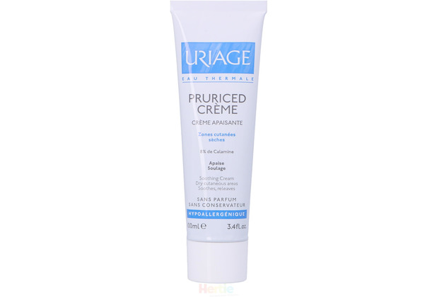 Uriage Pruriced Soothing Cream - 100 ml