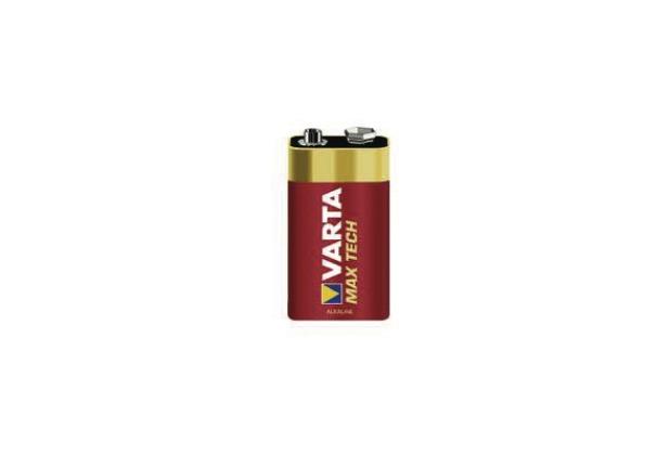 VARTA MAX TECH 4722 9V 1er Bli,