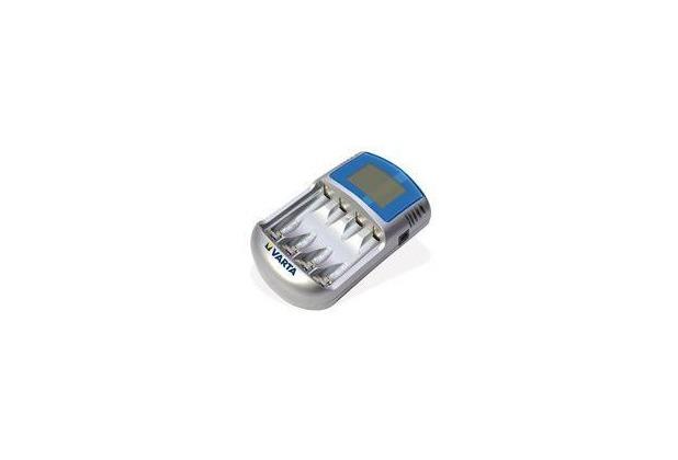 VARTA Power Play LCD Ladegerät mit USB-in