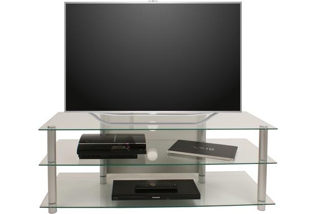 Vcm Tv Rack Lowboard Konsole Fernsehtisch Tv Möbel Bank Glastisch