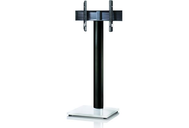 vcm tv standfu led st nder fernseh standfuss alu glas universal onu maxi universell vesa. Black Bedroom Furniture Sets. Home Design Ideas