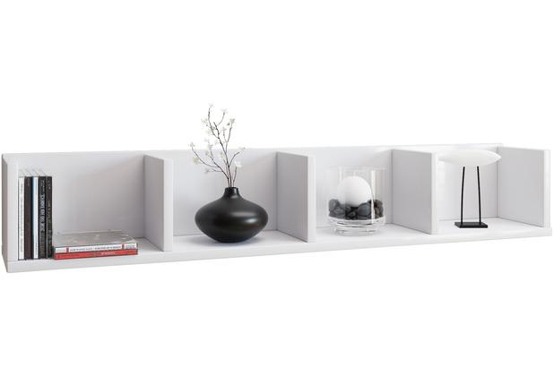 vcm wandregal regal h ngeregal wandboard regal h ngeboard b cherregal figuren sammlerregal holz. Black Bedroom Furniture Sets. Home Design Ideas