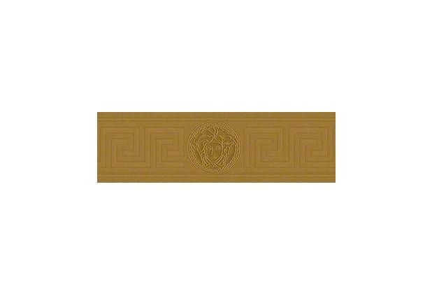 Versace Bordüre Greek, metallic gold