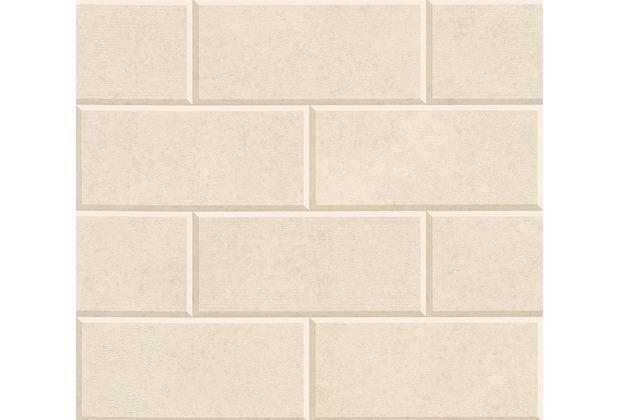 Versace Mustertapete Via Gesù Vliestapete creme beige 10,05 m x 0,70 m