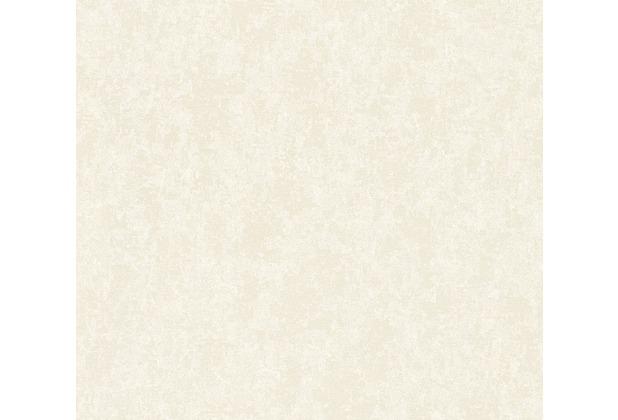Versace Unitapete Vasmara Vliestapete creme metallic 10,05 m x 0,70 m