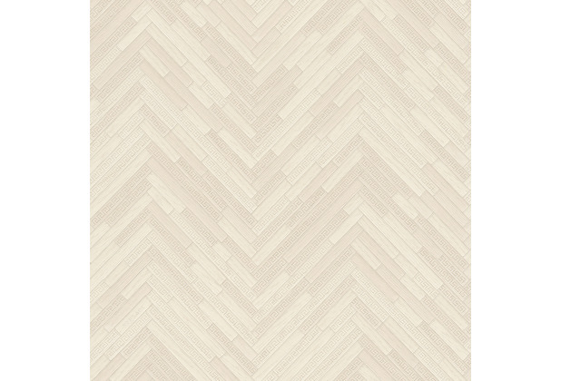 Versace Vliestapete Eterno beige creme 10,05 m x 0,70 m 370515