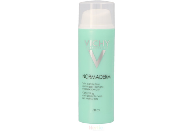 Vichy Normaderm Correcting Anti-Blemish Care 24H hydration 50 ml