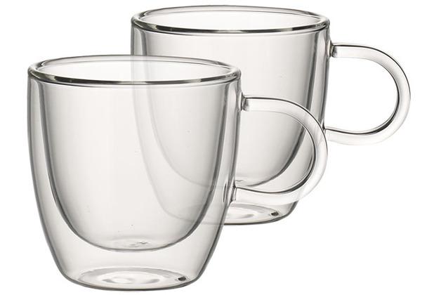 Villeroy & Boch Artesano Hot&Cold Beverages Tasse Größe S Set 2tlg. klar