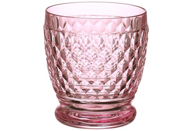 Villeroy & Boch Boston coloured Becher rose rosa