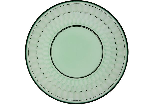 Villeroy & Boch Boston coloured Salat/Dessertteller green grün