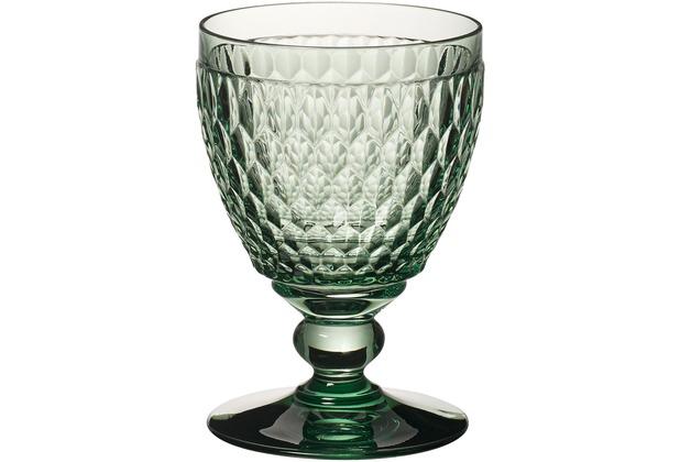 Villeroy & Boch Boston coloured Wasserglas green grün