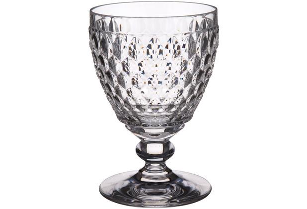 Villeroy & Boch Boston Weissweinglas klar