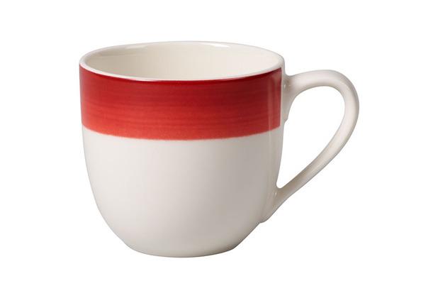 Villeroy & Boch Colourful Life Deep Red Mokka-/Espressoobertasse rot