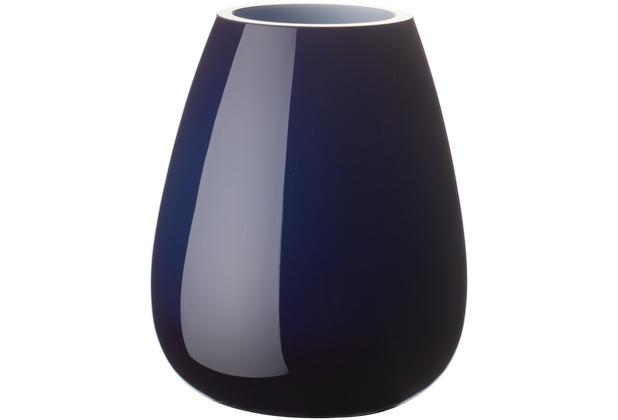 Villeroy & Boch Drop Mini Vase midnight sky blau
