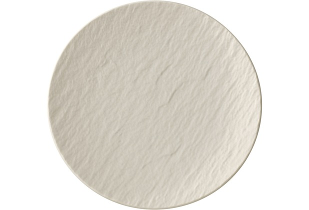 Villeroy & Boch Manufacture Rock blanc Brotteller weiß