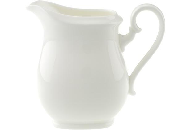 Villeroy & Boch Royal Milchkännchen 6 Pers. weiß