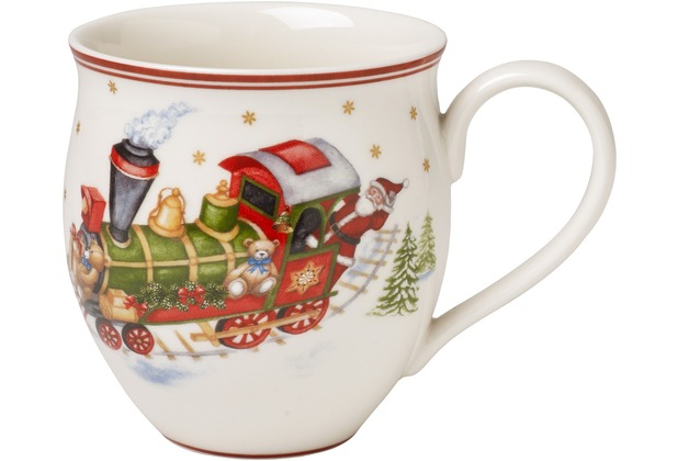Villeroy & Boch Toy\'s Delight Becher North Pole Express