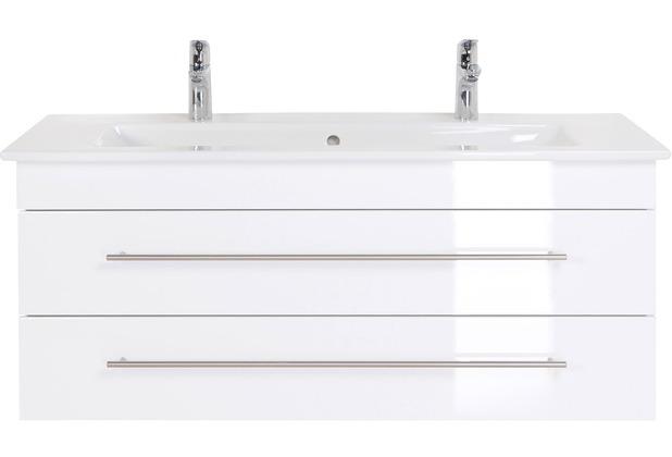 Villeroy & Boch Venticello 120 cm Doppel weiss hochglanz