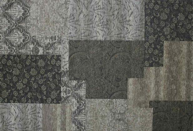 Kelii Patchwork-Teppich Alaska vision 60 cm x 90 cm