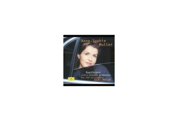 Beethoven Violin Concerto / Romances. Klassik-CD