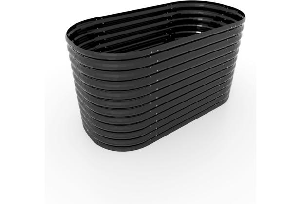 vitavia Hochbeet Basic 858, schwarz