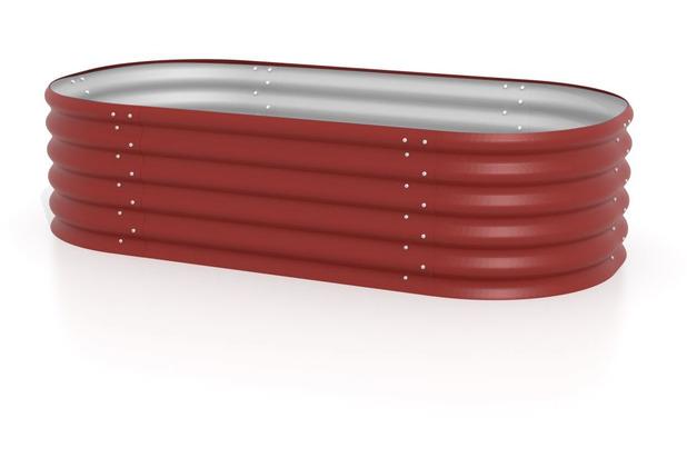 vitavia Hochbeet Vita, rubin Höhe 401 mm