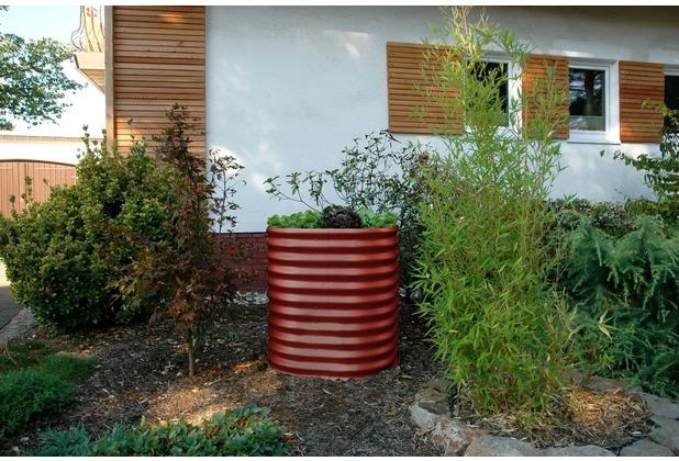 vitavia hochbeet vitavia rund ziegelrot 5703774303524 ebay. Black Bedroom Furniture Sets. Home Design Ideas