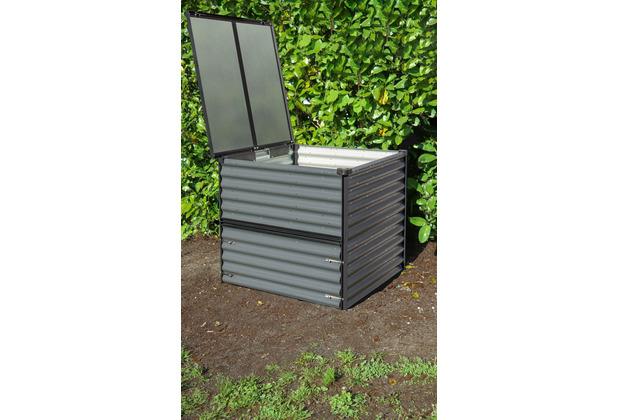 vitavia Komposter Tami granit/schwarz