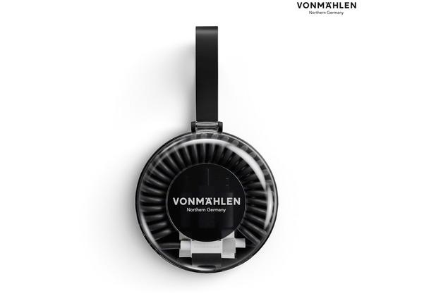 Vonmählen allroundo MFi All-in-One Ladekabel, schwarz