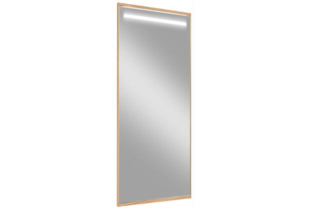 Voss Möbel Spiegel LED V 100 Eiche Breite: 43 cm