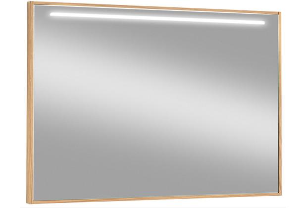 Voss Möbel Spiegel LED V 100 Eiche Breite: 99 cm