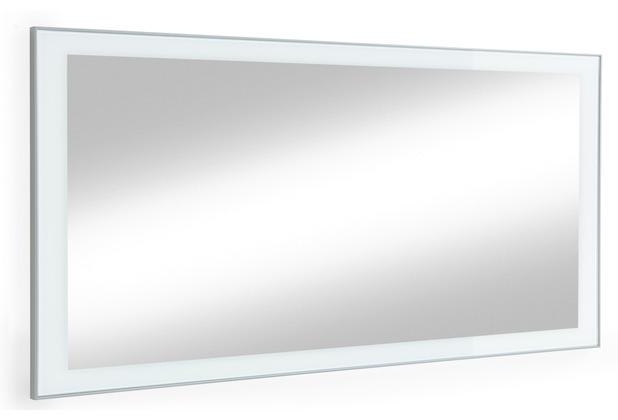 Voss Möbel Spiegel Santina/Ventina Optiweiß 2x120x60 cm