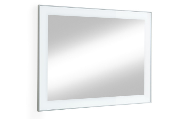 Voss Möbel Spiegel Santina/Ventina Optiweiß 2x80x60 cm