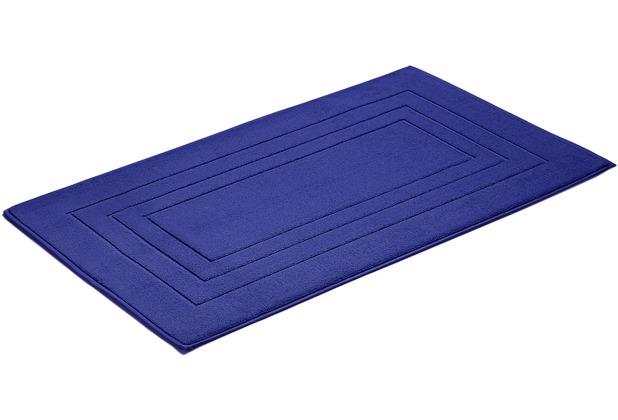 60 x 100 cm Vossen Badeteppich Feeling Smoke Blue
