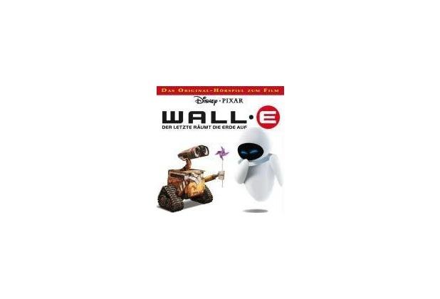 Wall-E. Der letzte räumt die Erde auf Hörspiel