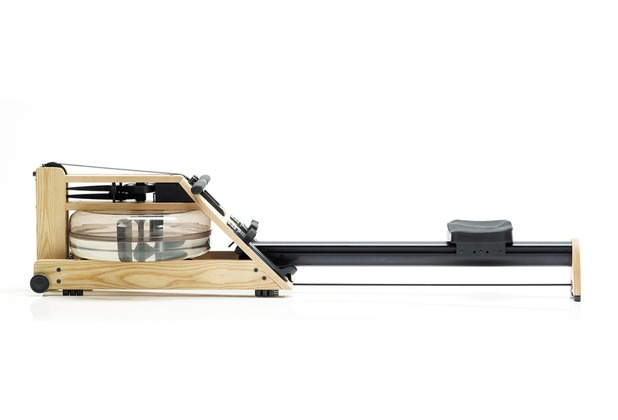 Waterrower Rudergerät A1 Home Esche mit Monitor