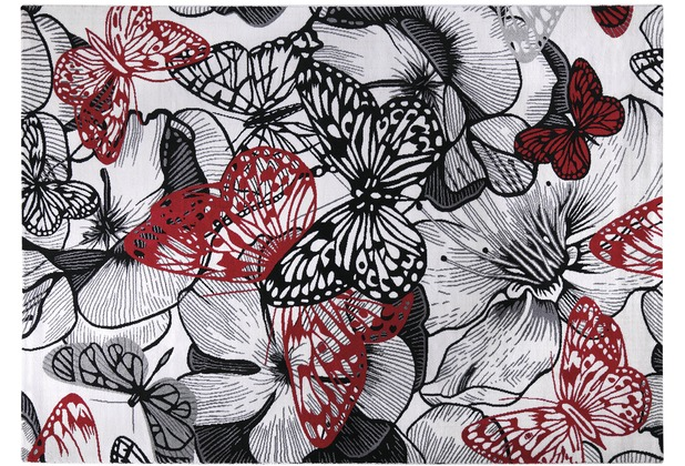 Wecon home Butterfly Kiss WH-0701-04 80cm x 150cm