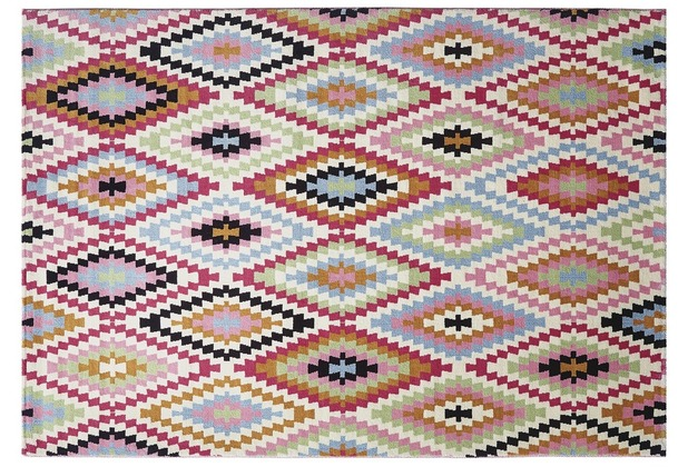 Wecon home Teppich Fresh Kelim WH-0651-04 80 cm x 150 cm