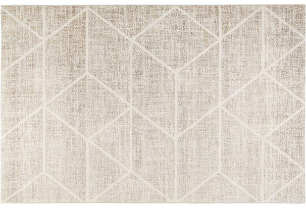 Wecon home Kurzflor-Teppich Bossa Lounge WH-00333-760 sand 80x150
