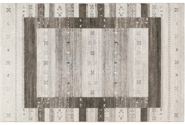 Wecon home Kurzflor-Teppich Igor WH-20689-095 grau 80x150