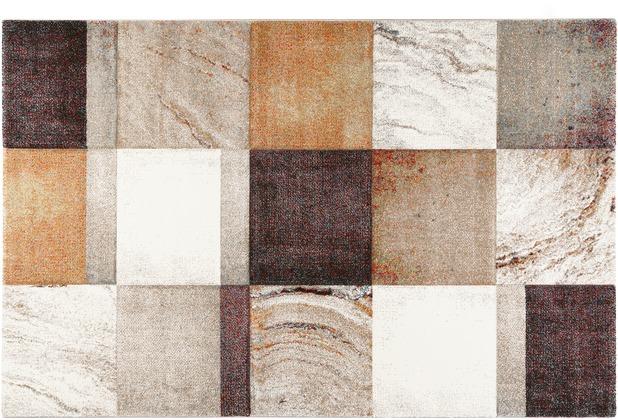 Wecon home Kurzflor-Teppich MIRAGE WH-22436-072 beige 80x150 cm