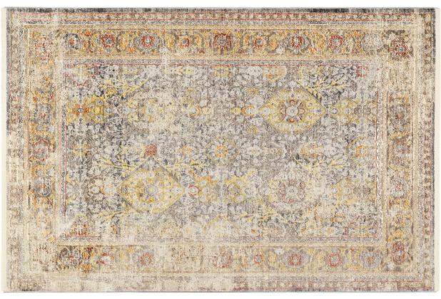 Wecon home Kurzflor-Teppich SoHo Fashion WH-24052-110 beige 120x170