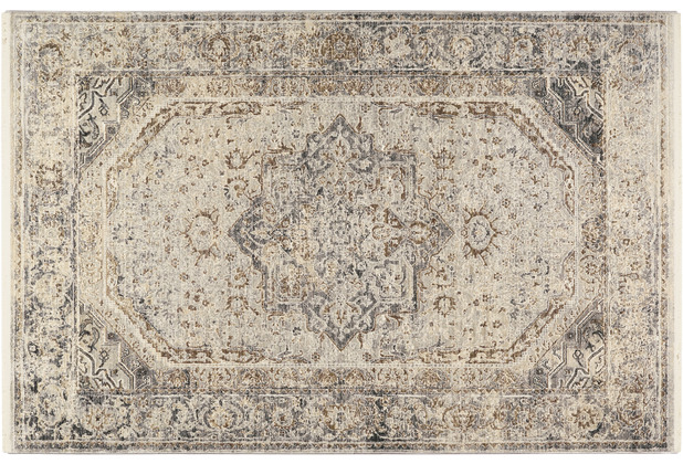Wecon home Kurzflor-Teppich SoHo Touch WH-24041-110 silber 120x170